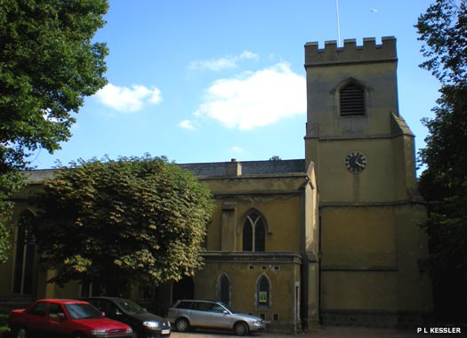Church of St Mary's, Walthamstow