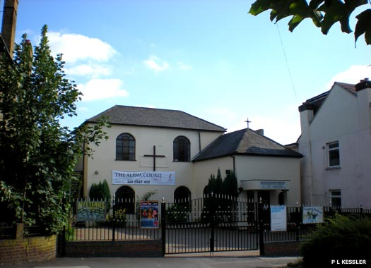 Church of the Nazarene, Walthamstow