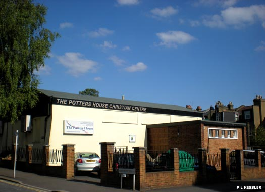 Potters House Christian Centre, Walthamstow