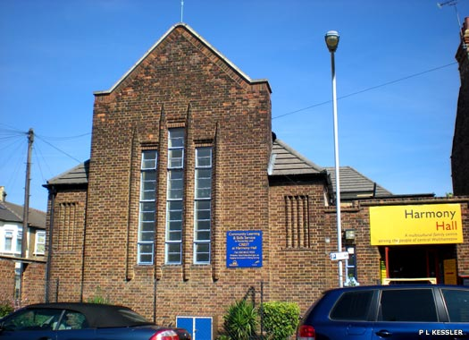 Marsh Street Mission, Walthamstow