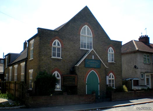 Boundary Road Evangelical Church
