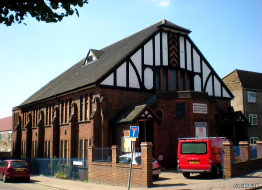 Walthamstow Blackhorse Road Baptist Church
