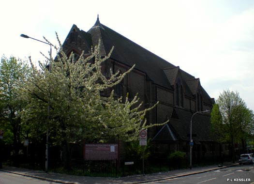 St Michael and All Angels parish church, Walthamstow