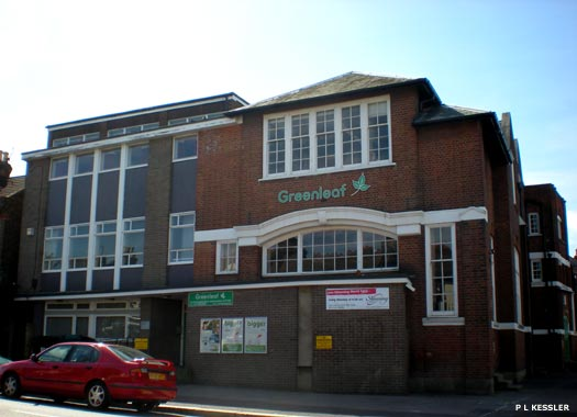 Quakers Greenleaf Road Hall