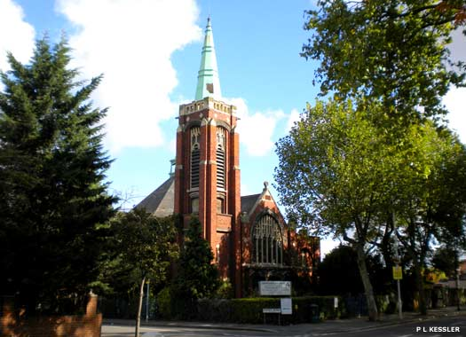 Aldersbrook Baptist Church