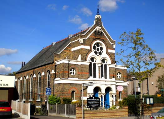 Cambridge Park Methodist Church