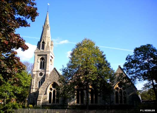 Christ Church Wanstead