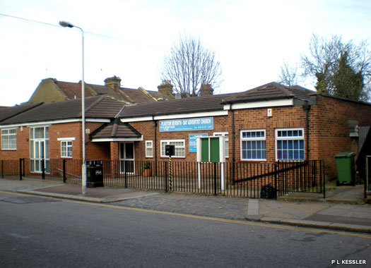 Plaistow Seventh-Day Adventist Church, West Ham, Newham, London