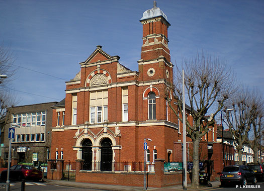 Harold Road Free Methodist Church, West Ham, Newham, London