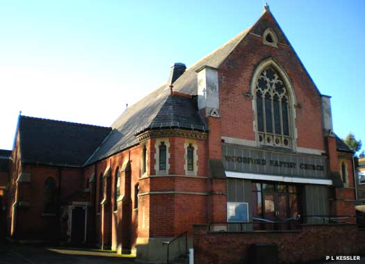Woodford Baptist Church