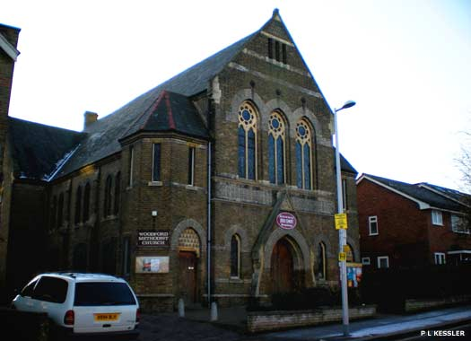 Woodford Methodist Church