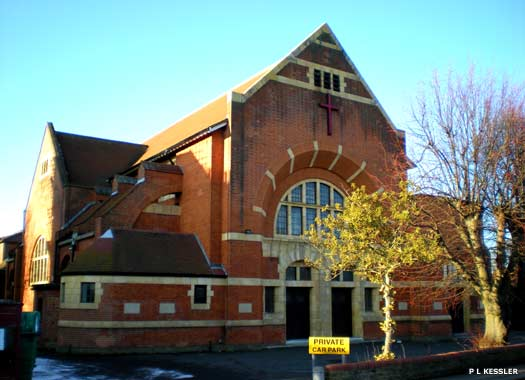 Woodford Green United Free Church