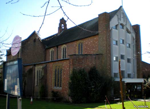 The Parish Church of St Barnabas