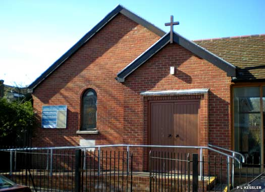 Ray Lodge United Reformed Church