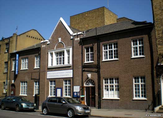 King's Cross Methodist Church