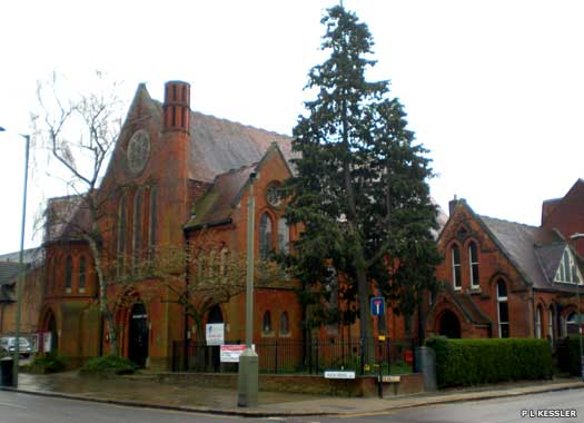East Finchley Methodist Church