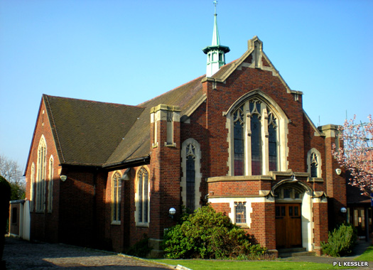 East Finchley Baptist Church
