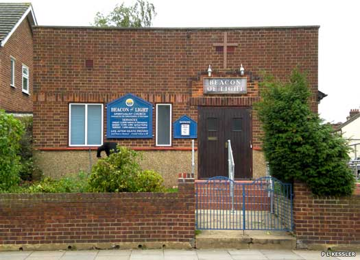 Beacon of Light Christian Spiritualist Church