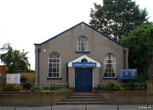 Albany Church (Brethren)