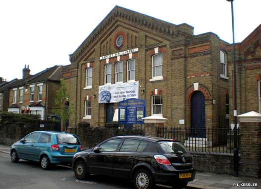 Totteridge Road Baptist Church