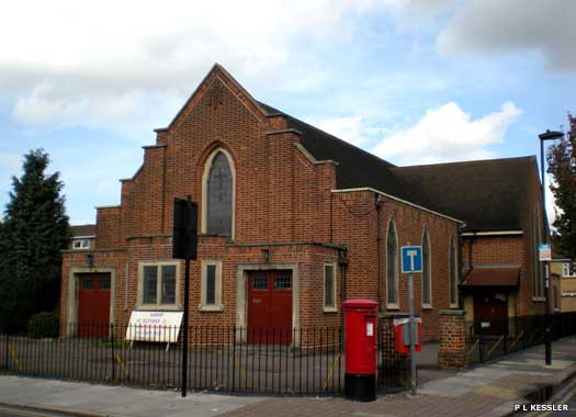 Ordnance Road (Wesleyan) Methodist Church