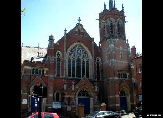 Muswell Hill Baptist Church