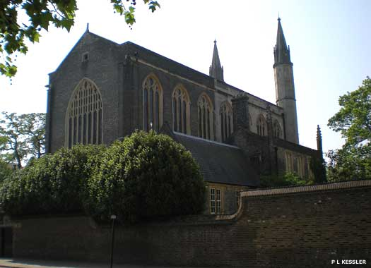 The Danish Church of St Katharine