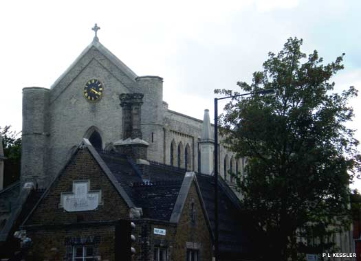 Anglican Parish Church of Holy Trinity Tottenham