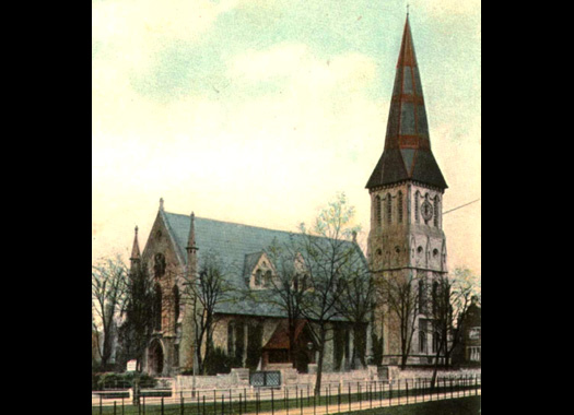 St John's Church, East Dulwich Grove