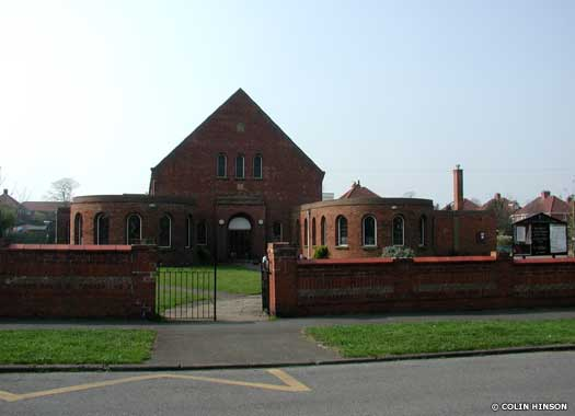 Lidgett Grove Methodist Church