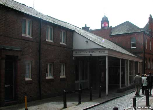 Friends Meeting House (Quakers)