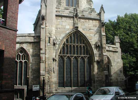 St Mary Castlegate