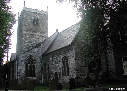 The Parish Church of St Mary Bishophill Junior