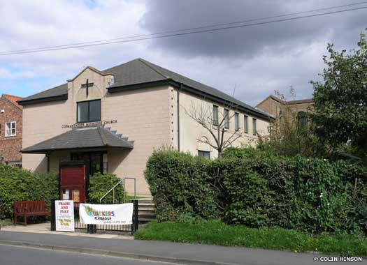 Copmanthorpe Methodist Church