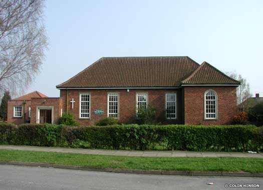 West Thorpe Methodist Church