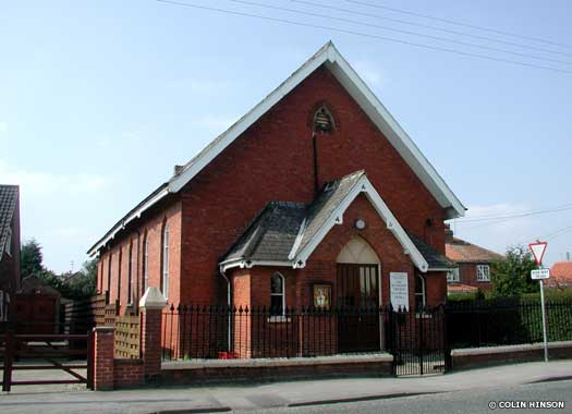 Dunnington Methodist Church