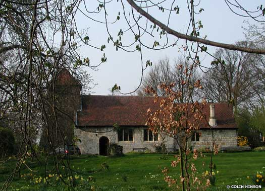 St Oswald's (Old) Church Fulford