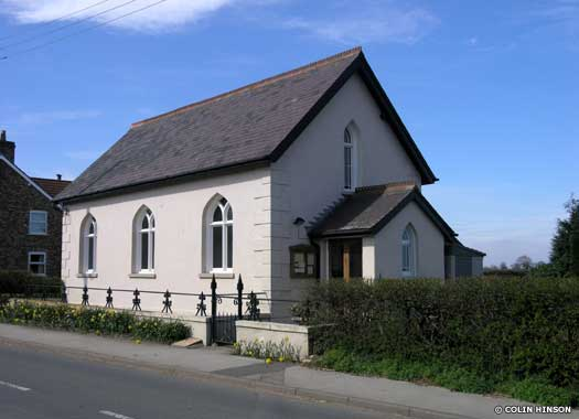 Hessay Methodist Church