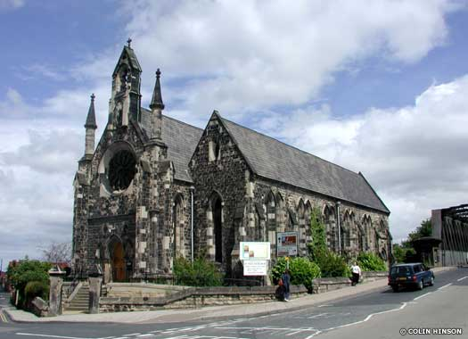 The Church of St Paul Holgate