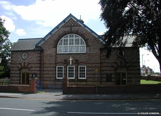 Holgate Methodist Church