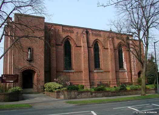 The Parish Church of St Chad on the Knavesmire