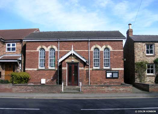 Rufforth Methodist Church
