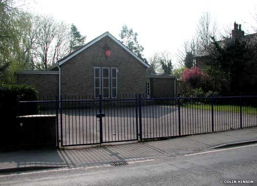 Stockton on the Forest Methodist Church