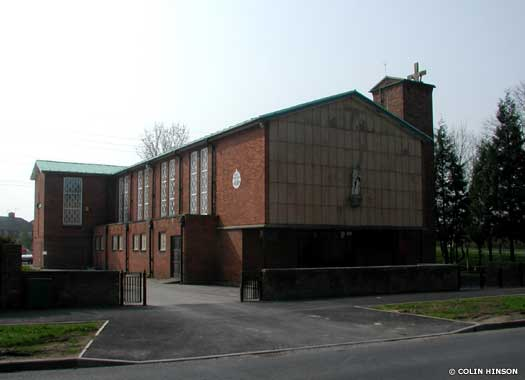St Aeldred's Catholic Church