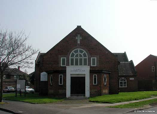 St George's Methodist Church