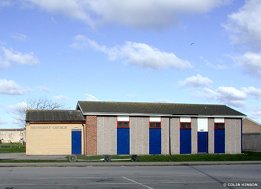 Bransholme Methodist Church