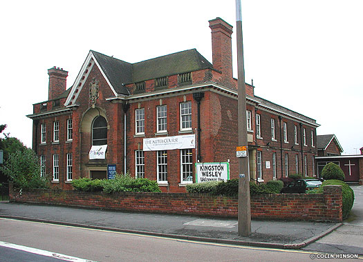 Kingston Wesley Methodist Church & Community Centre