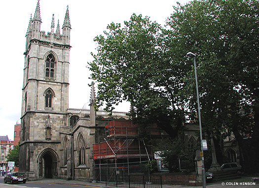 The Church of St Mary the Virgin Lowgate