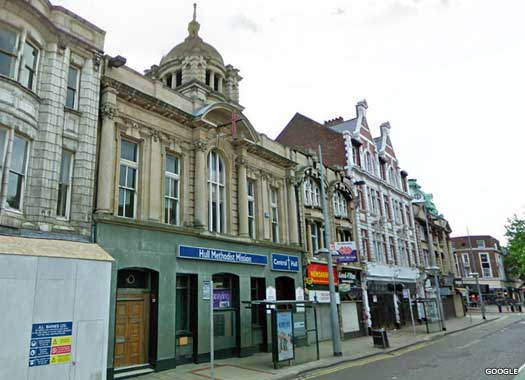 Hull Methodist Mission