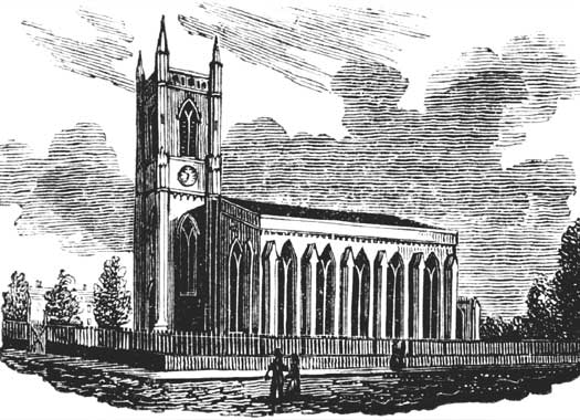 St James Church (in the Potteries)